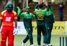 Pakistan Beats Zimbabwe