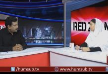Red Zone With aneel khan