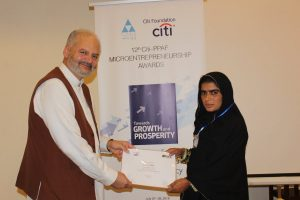 The Citi – PPAF Micro-Entrepreneurship Awards (CMA)