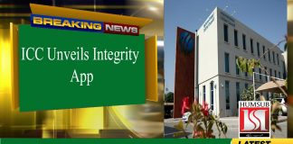 ICC Unveiled Integrity App