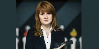 Russian Woman Arrested