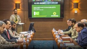 IMCTC Commander Welcomed Pak Delegation