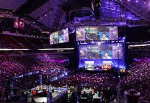 E-Sports Gaining Global Grip