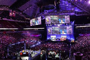 E-Sports Gaining Global Grip