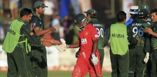 Pakistan Wins T-20 Tri-Series In Harare