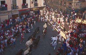 Pamplona Bull Festival Begins In Spain