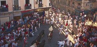 Pamplona Bull Festival Begins In Spain