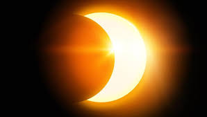 Second Solar Eclipse Of The Year