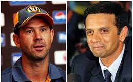 ICC Hall of Fame Inducts Rahul Dravid And Ricky Ponting