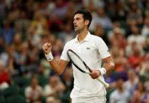 Djokovic Reached His Fifth Wimbledon Final