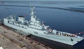 From 18th July Pakistan Navy Ship ASLAT Will Visit Portsmouth, UK