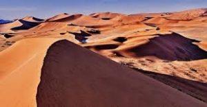 World's Oldest Biological Color Found In Sahara Desert