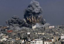 Ceasefire Announced By Hamas After The Severe Exchange Of Fire Between Israel And Palestinian Militants In The Gaza Strip
