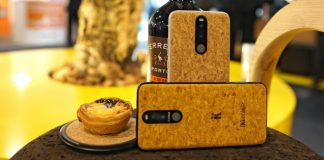 Ikimobile Portuguese Tech Firm Made A Smartphone Using Cork