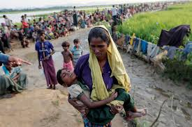 UN Investigators Report On Rohingya Refugees