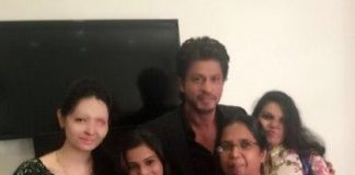 SRK To Organize Plastic Surgery Camp For Acid Attack Victims