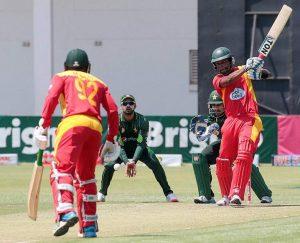 Pakistan Won 3rd ODI Against Zimbabwe