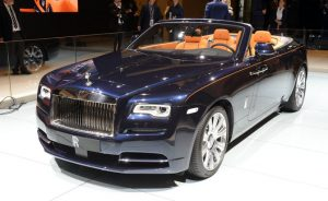 Rolls-Royce Revealed Plans To Develop A Hybrid Electric Vehicle