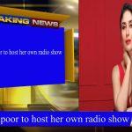 Kareena Kapoor to host her own radio show
