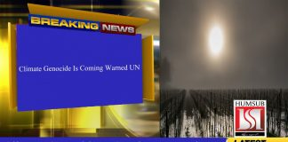 Climate Genocide Is Coming Warned UN