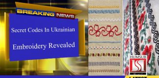 Secret Codes In Ukrainian Embroidery Revealed