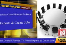 Business Council Formed To Boost Exports & Create Jobs