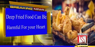 Deep Fried Food Can Be Harmful For your Heart