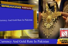 Currency And Gold Rate In Pakistan