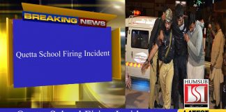Quetta School Firing Incident