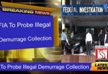FIA To Probe Illegal Demurrage Collection