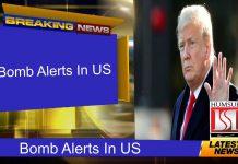 Bomb Alerts In US