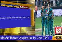 Pakistan Beats Australia In 2nd T20