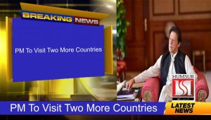 PM To Visit Two More Countries