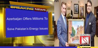 Azerbaijan Offers Millions To Solve Pakistan's Energy Issues