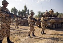 Iranian Security Personnel Got Kidnapped On The Border With Pakistan