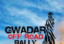 Third Annual Gwadar Off-Road Rally Begins