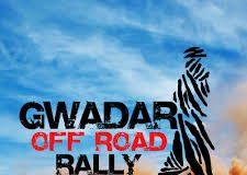 Third Annual Gwadar Off-Road Rally Begins