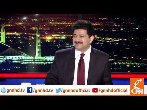 Hamid Mir is Back on Geo After GNN