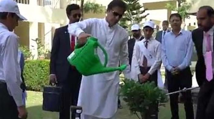 Clean And Green Pakistan Drive Inaugurated By PM Imran Khan