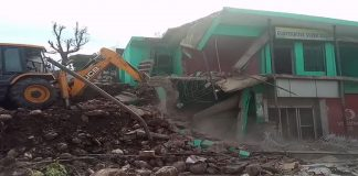 Protests Continues Against Anti-Encroachment Drive