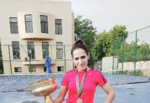 Oreen Jasia The Upcoming Tennis Star of Pakistan