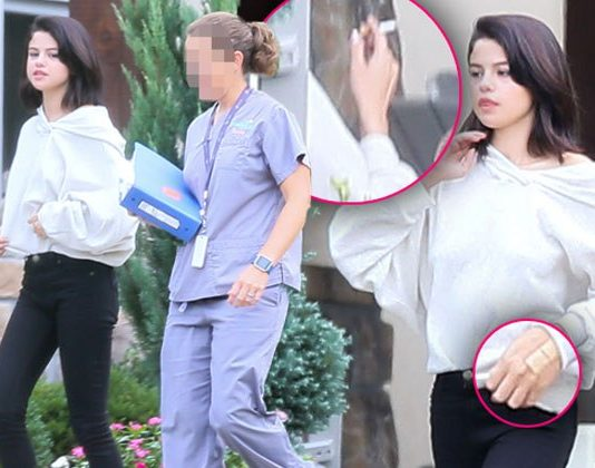 Selena Gomez Moved Into A Rehab