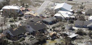 Hurricane Micheal Left Florida In Devastation