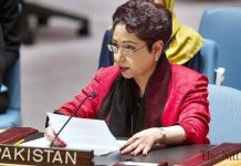 Pakistan Reaffirms Its Support To Palestine